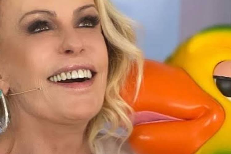 """Ana Maria Braga celebra aniversário de Louro José: """"Eterno parceiro"""" - Foto: Reprodução/ Rede Globo"""
