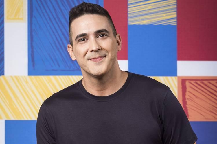 André Marques (TV Globo/João Miguel Júnior)