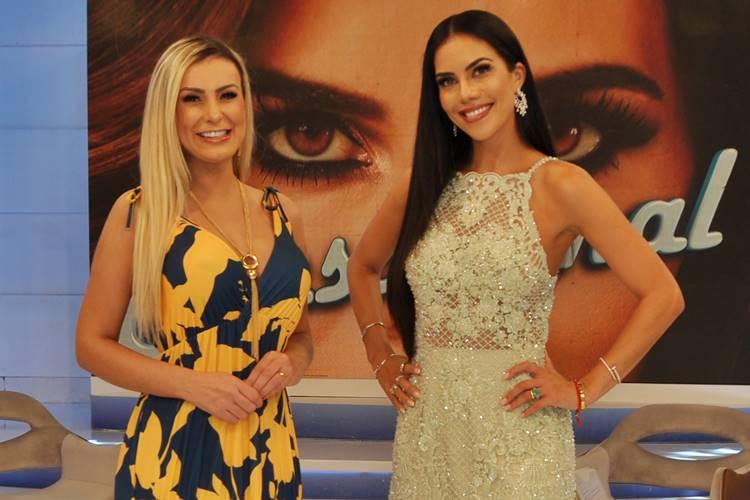 Andressa Urach e Dani Albuquerque (Divulgação/RedeTV!)