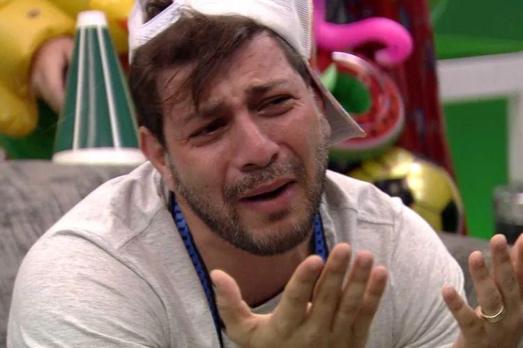 Caio - Reprodução: TV Globo