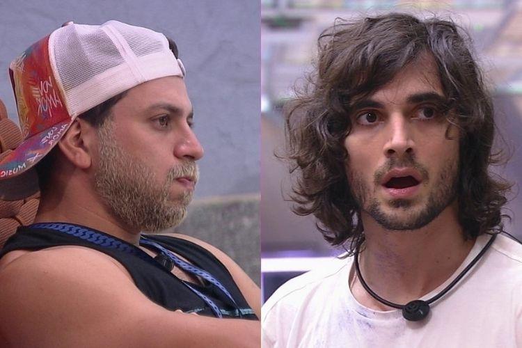 Caio e Fiuk - Reprodução: TV Globo