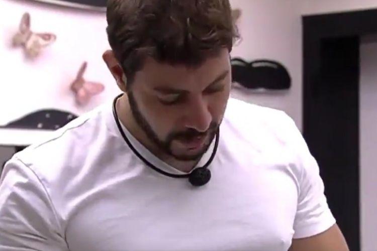 Caio e Rodolffo - Reprodução: TV Globo