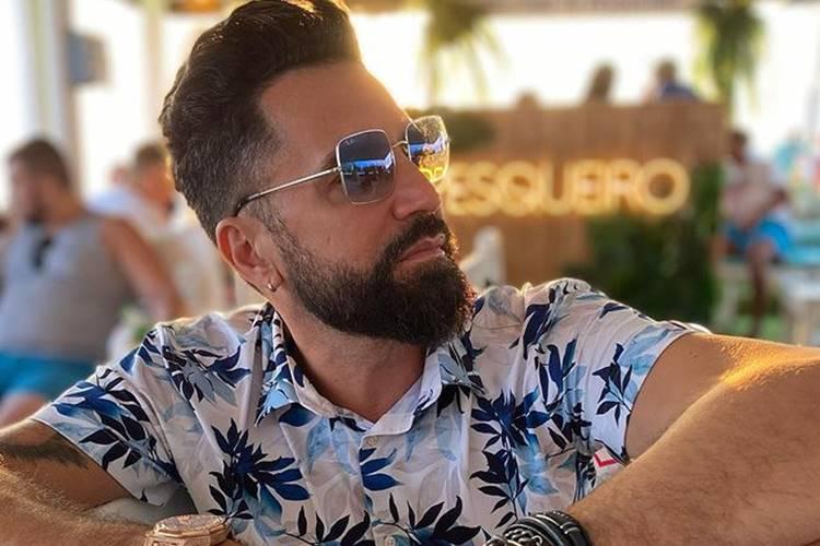 Ao falar sobre vício em corrida de cavalos, cantor Latino revela que perdeu mais de R$10 milhões - Foto: Reprodução/ Instagram