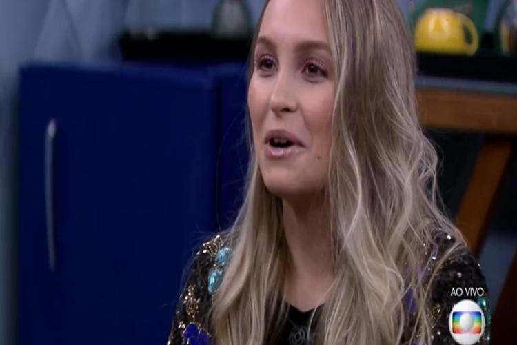 Carla Dias foto reprodução TV Globo