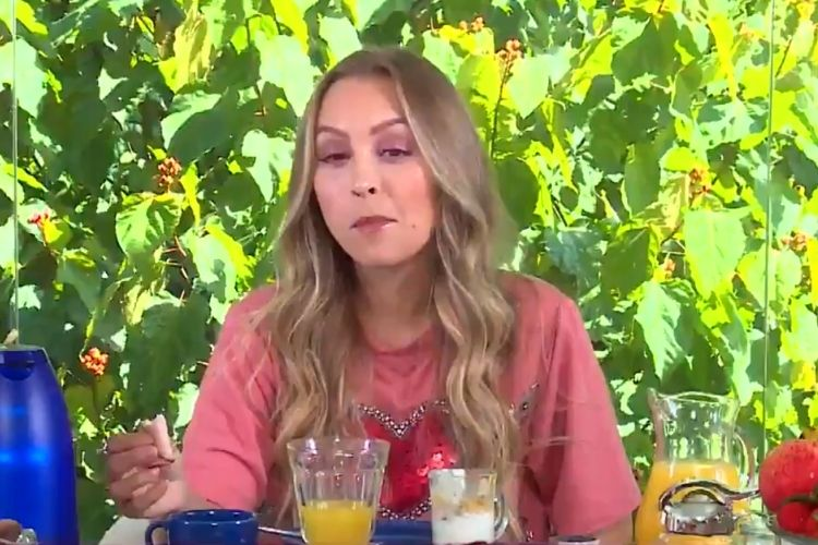 Carla Diaz - Reprodução: TV Globo