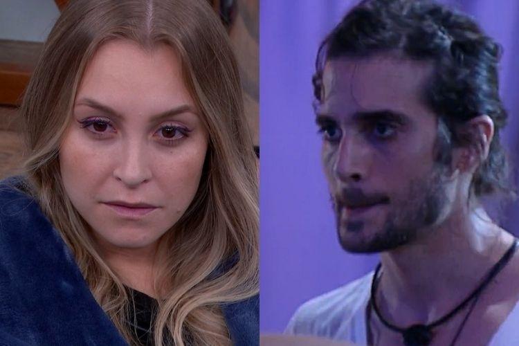 Carla Diaz e Fiuk - Reprodução: TV Globo
