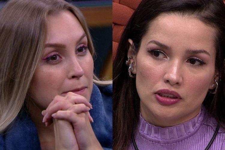 Carla Diaz e Juliette - Reprodução: TV Globo