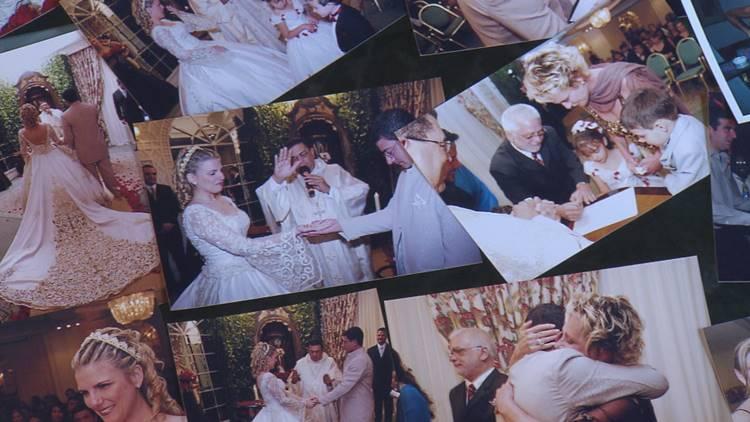 Casamento - Tom e Alessandra (Divulgação/Record TV)