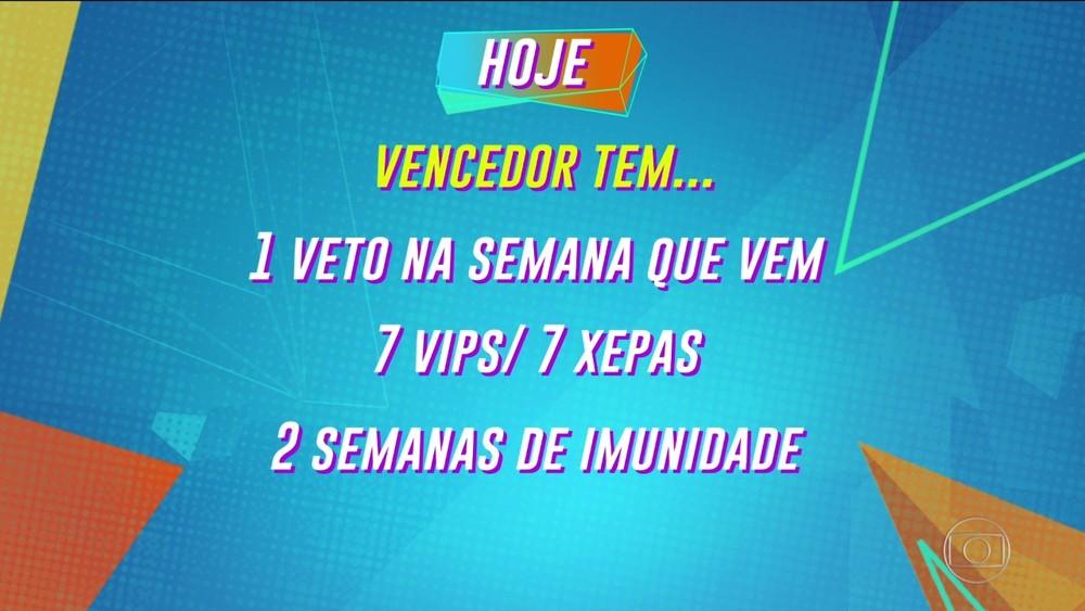 O que vai rolar - Reprodução: TV Globo