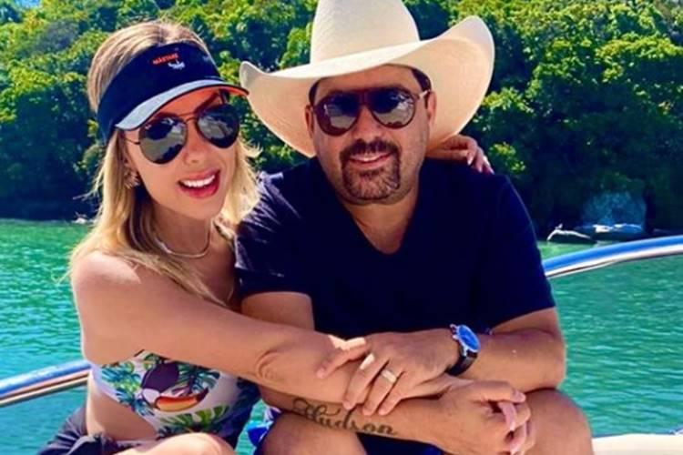 Mulher de Edson relembra internação de cantor por Covid-19: ''Doença que traumatiza'' - Foto: Reprodução/ Instagram