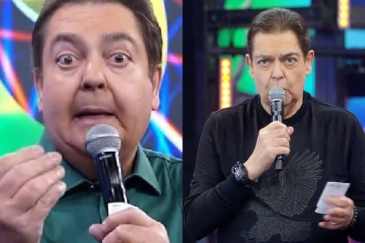 Após deixar telespectadores preocupados, Faustão quebra silêncio e revela como perdeu 26 kg - Foto: Reprodução/ Rede Globo/ Montagem Área VIP