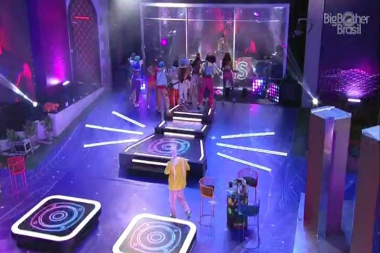 Festa dos Big Brother Brasil 21 foto reprodução Globo Play