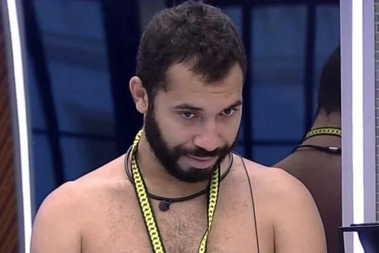 Gilberto - Reprodução: TV Globo