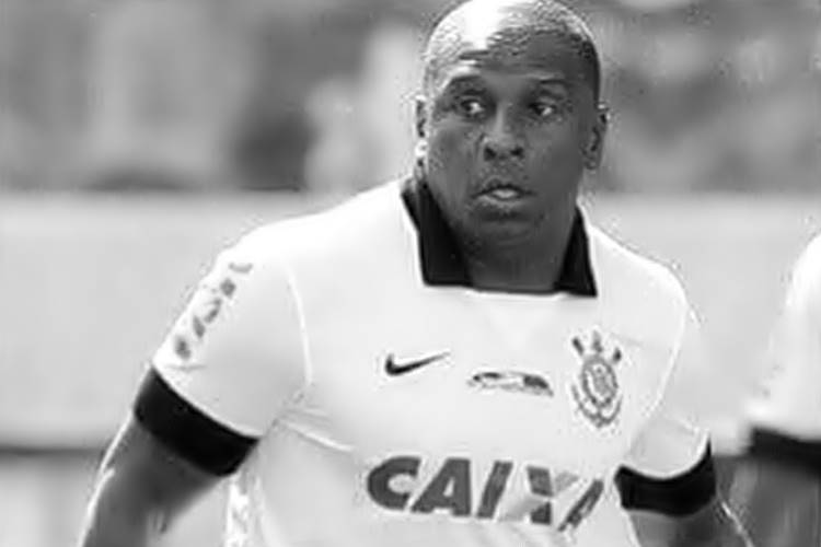 Morre Gilmar Fubá, ex-volante do Corinthians - Foto: Reprodução/ Instagram