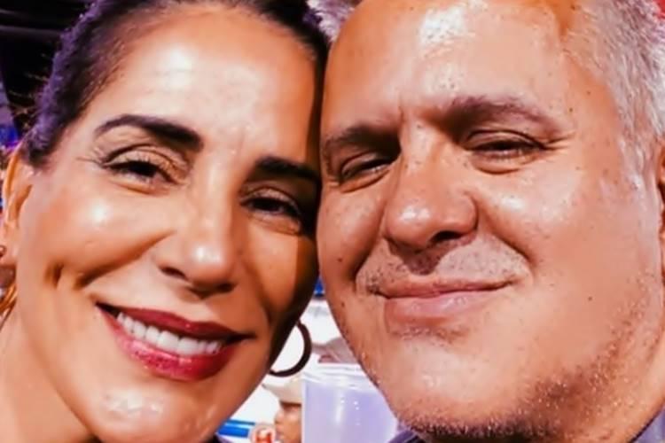 Após deixar UTI, marido de Glória Pires segue internado e se declara para esposa: ''Me fez voltar a viver'' - Foto: Reprodução/ Instagram