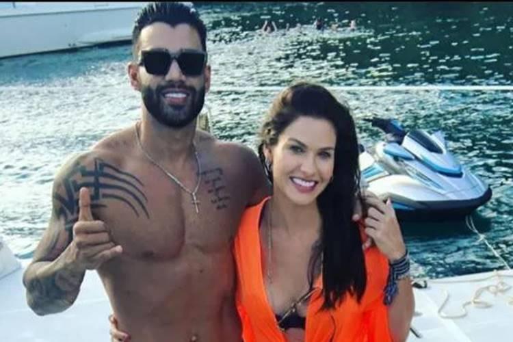 Amigos garantem: Gusttavo Lima e Andressa Suita reataram o casamento, afirma colunista - Foto: Reprodução/ Instagram