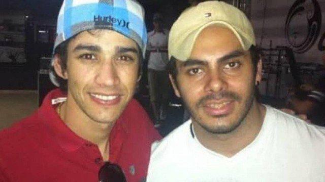 Gusttavo Lima e Rodolffo (Reprodução/Instagram)