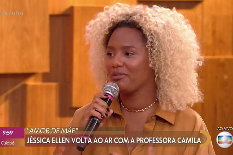 Jéssica Ellen/ Reprodução Globo