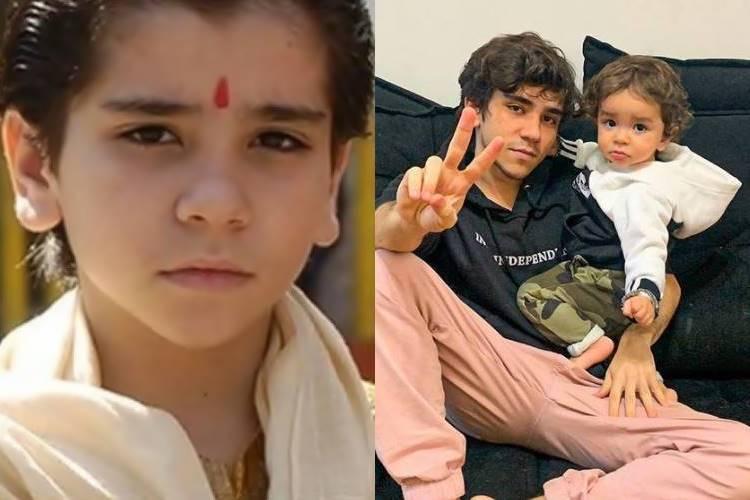 Ex-ator mirim de 'Caminho das Índias' revela que tem passado por dificuldades para criar o filho - Foto: Reprodução/ Rede Globo e Instagram/ Montagem Área VIP