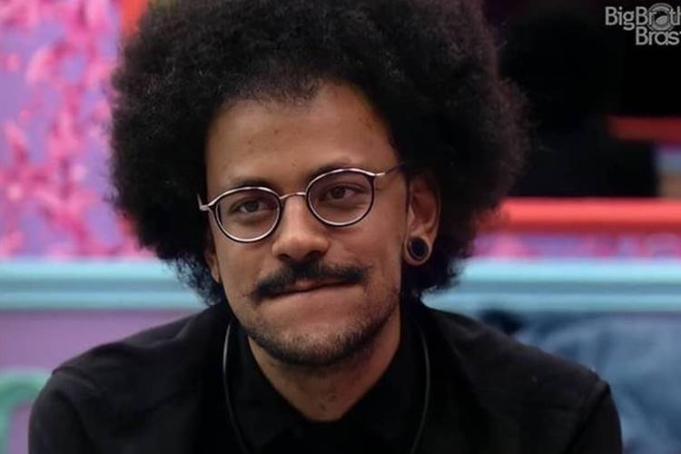 BBB21: Em conversa com Camilla de Lucas, João Luiz revela quem puxaria em possível contragolpe - Foto: Reprodução/ Rede Globo