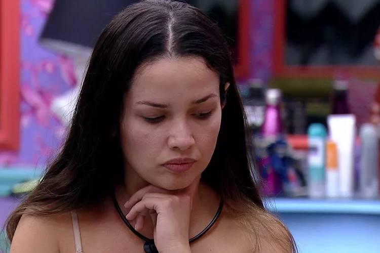 BBB21: Após perder prova do líder, Juliette dá ''chilique'' e se recusa a dar abraço em sister - ''Tô triste'' - Foto: Rede Globo