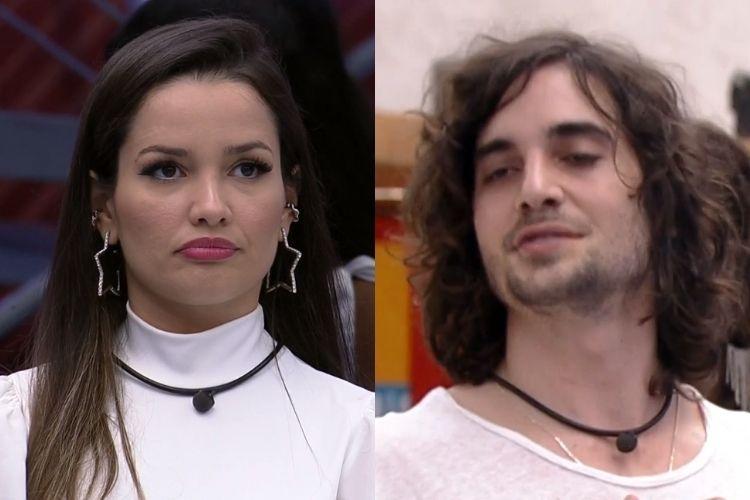 Juliette e Fiuk - Reprodução: TV Globo