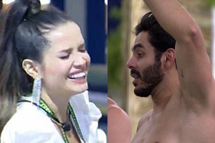Juliette e Rodolffo - Reprodução: TV Globo