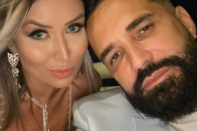 """Devido a crise financeira por conta da pandemia, cantor Latino decide adiar casamento: """"11 meses desempregado'' - Foto: Reprodução/ Instagram"""