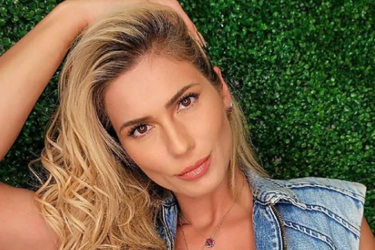 Lívia Andrade fica 5 meses fora do ar e é recontratada pelo SBT, diz colunista - Foto: Reprodução/ Instagram