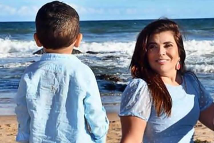 """Mara Maravilha relembra morte de mãe e emociona seguidores: """"Único sonho que não realizei ao teu lado"""""""