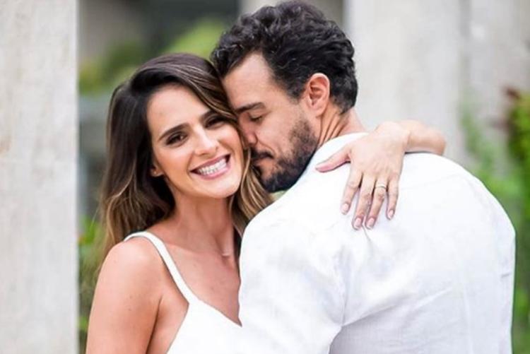 Marcella Fogaça e Joaquim Lopes foto reprodução Instagram