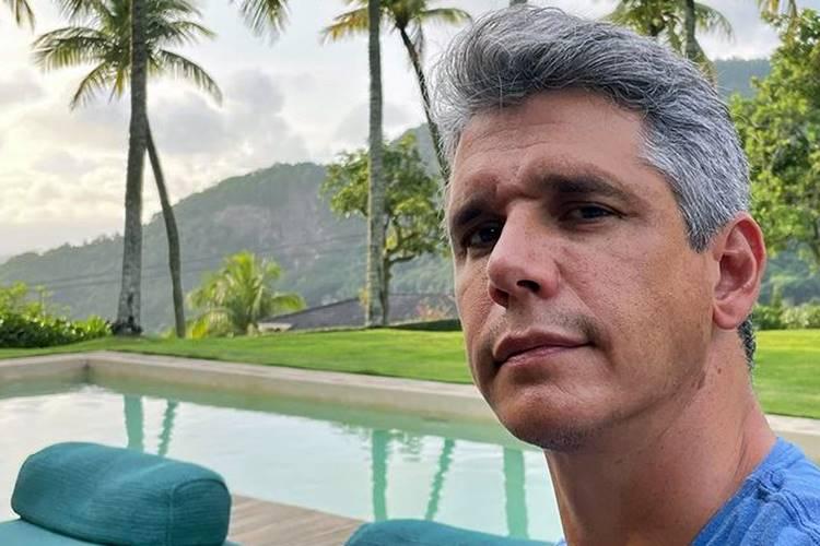 Marcio Garcia é processado por vizinho em bairro de luxo no Rio; entenda - Foto: Reprodução/ Instagram