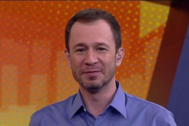 O apresentador do 'BBB 21', Tiago Leifert - Reprodução: TV Globo