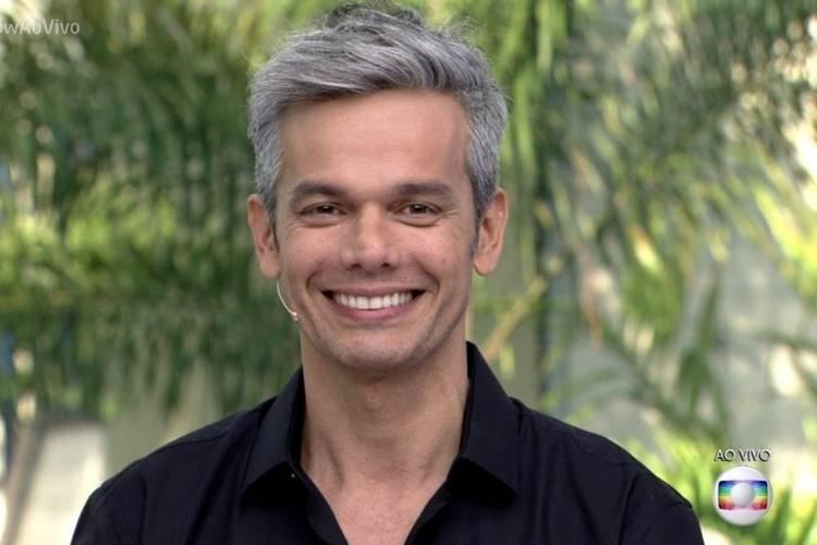 Otaviano Costa conta que Faustão o indicou para substituir Luciano Huck - Foto: Reprodução/ Rede Globo (Vídeo Show)