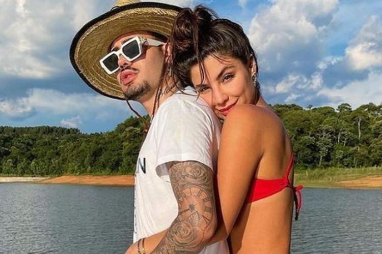 Kevinho e Gabriela Versiani
