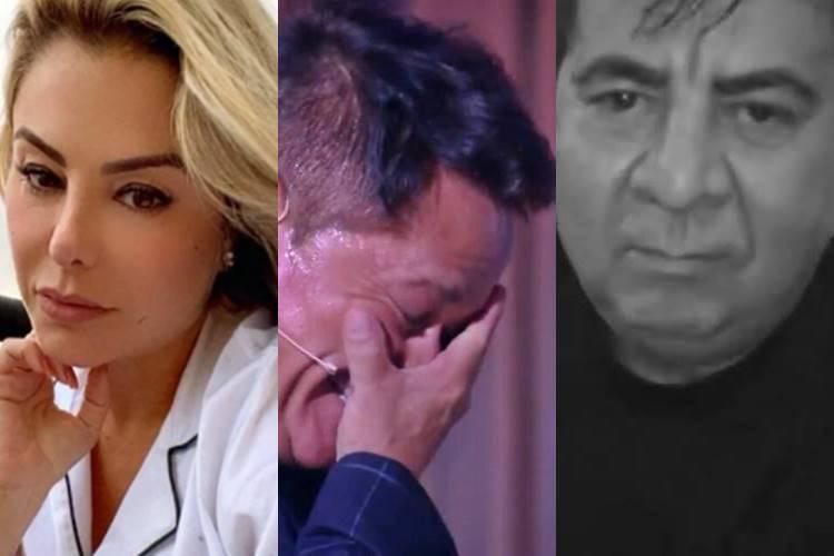 Após perder grande amigo, Poliana Rocha revela como o cantor Leonardo está se sentindo: ''Saudade e angústia'' - Foto: Reprodução/ Instagram e Rede Globo/ Montagem Área VIP