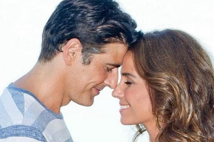 Reynaldo Gianecchini e Giovanna Antonelli foto reprodução Instagram