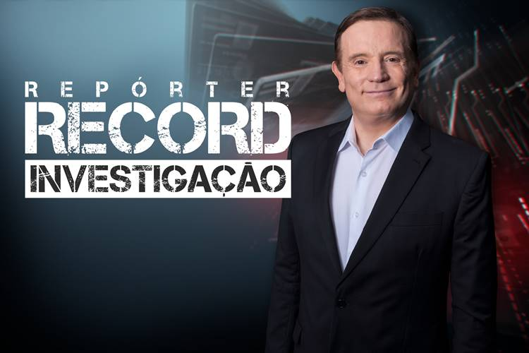Roberto Cabrini estreia no Repórter Record Investigação (Antonio Chahestian/Record TV)