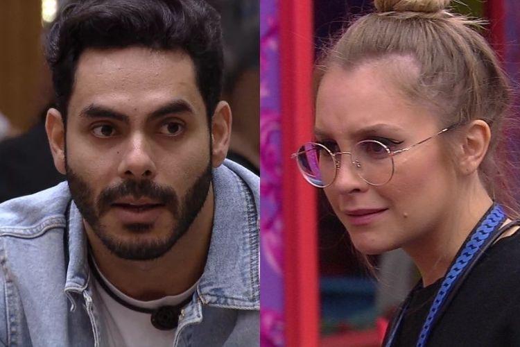 Rodolffo e Carla Diaz - Reprodução: TV Globo