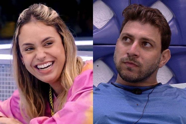 Sarah e Caio - Reprodução: TV Globo