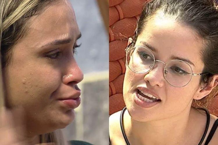 Sarah e Juliette - Reprodução: TV Globo