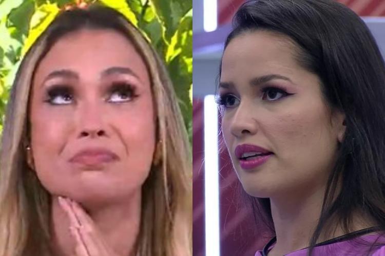 Sarah critica egocentrismo de Juliette no 'Mais Você'