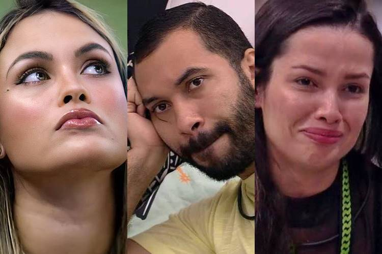 BBB21: Durante conversa com Gil, Sarah dispara sobre Juliette: ''Se tiver que votar eu voto'' - Foto: Reprodução/ Rede Globo/ Montagem Área VIP
