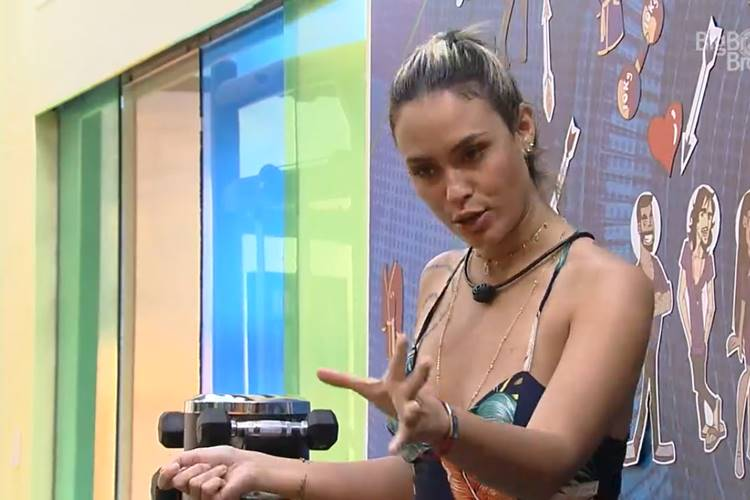 Sarah/ Reprodução GloboPlay