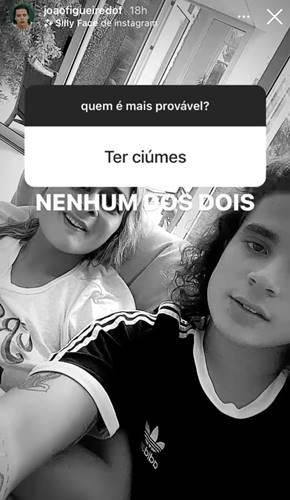 Sasha e João Figueiredo/ Instagram