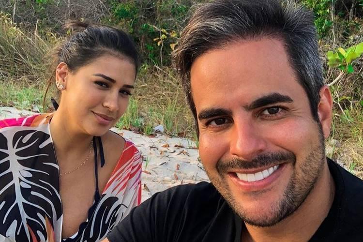 Kaká Diniz fala sobre vida íntima com mulher, Simone Mendes e avisa: ''Daqui a seis semanas'' - Foto: Reprodução/ Instagram