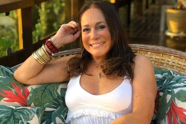 Há um ano solteira, Susana Vieira culpa quarentena por solteirice: ''Como eu vou pegar alguém com essa pandemia?'' - Foto: Reprodução/ Instagram