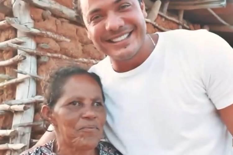 Wesley Safadão e esposa entregam casa mobiliada à família carente - Foto: Reprodução/ Instagram