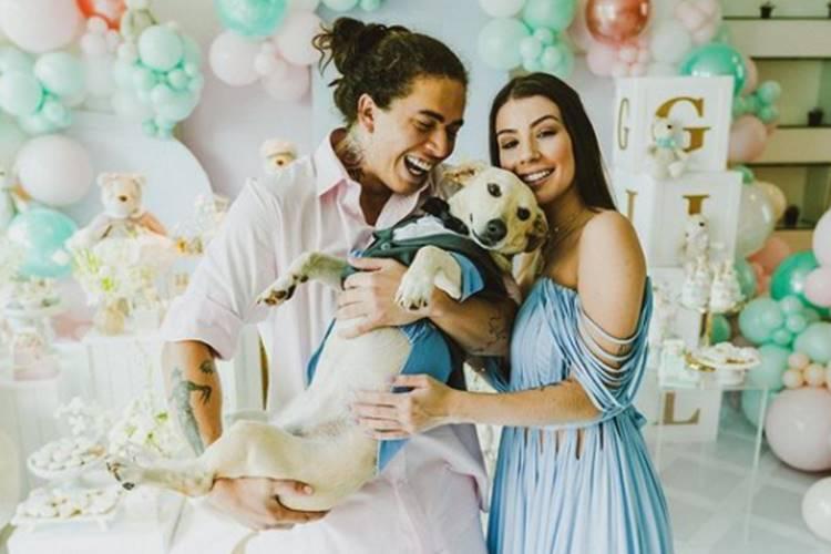 Pai de menino, Whindersson Nunes revela que já faz planos sobre a criação do filho com Maria Lina: ''Ansioso'' - Foto: Reprodução/ Instagram