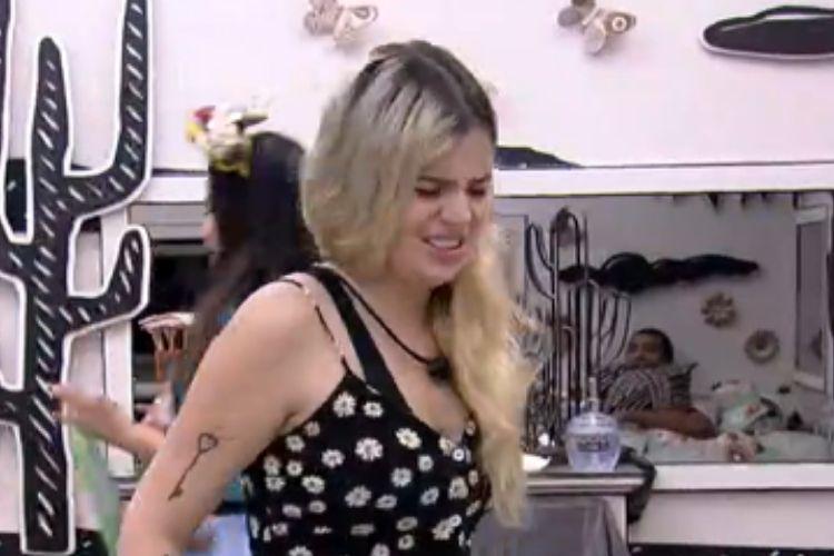 A participante Viih Tube - Reprodução: TV Globo